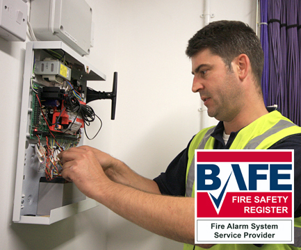 Fire Systems Sussex